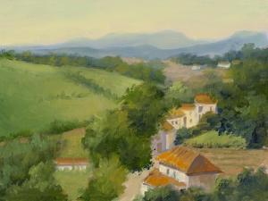 A Little Spanish Village by Mary Jean Weber