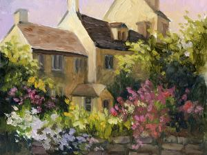 Cotswold Cottage V by Mary Jean Weber
