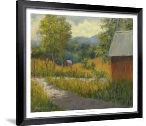 Kentucky Hill Farm by Mary Jean Weber