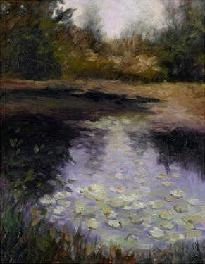 Oregon Water Lilies by Mary Jean Weber