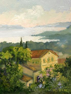 View to the Sea by Mary Jean Weber
