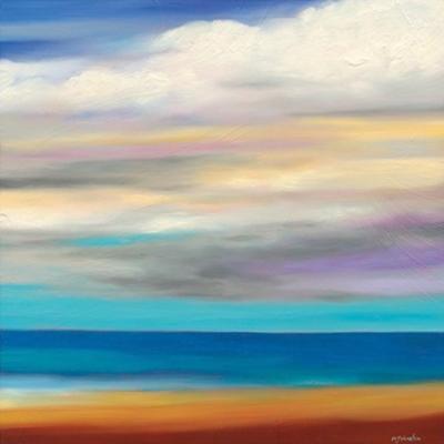 Beach Day by Mary Johnston