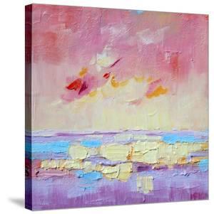 Peaceful Seascape by Mary Kemp