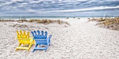 Beaching It by Mary Lou Johnson