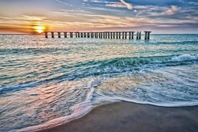 Sun Down by Mary Lou Johnson