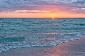 Sundown by Mary Lou Johnson