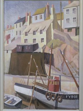 FY Boats by Mary Nancy Skempton