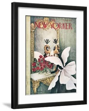 The New Yorker Cover - July 18, 1942 by Mary Petty