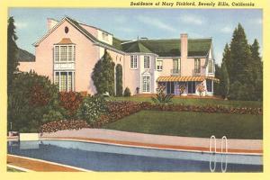 Mary Pickford Home