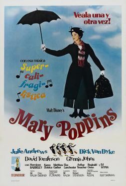 Mary Poppins - Spanish Style
