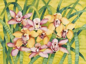 Winter Orchids by Mary Russel
