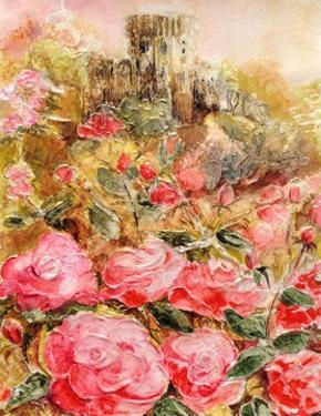 Roses in Windsor gardens by Mary Smith
