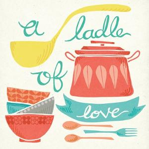 A Ladle of Love by Mary Urban