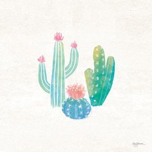 Bohemian Cactus III by Mary Urban