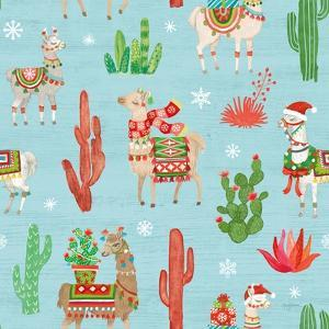 Lovely Llamas Christmas Step 06A by Mary Urban