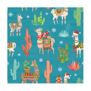 Lovely Llamas Christmas Step 06B by Mary Urban