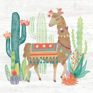 Lovely Llamas III by Mary Urban