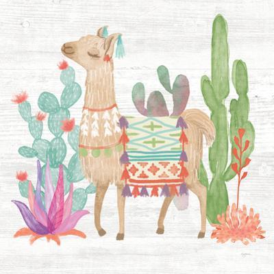 Lovely Llamas IV by Mary Urban