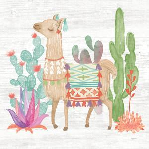 Lovely Llamas IV by Mary Urban