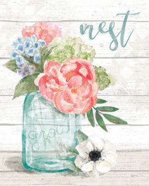 Pastel Flower Market II by Mary Urban