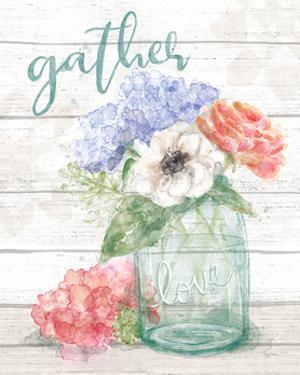 Pastel Flower Market III by Mary Urban