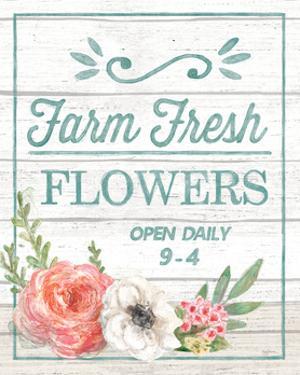 Pastel Flower Market IV by Mary Urban