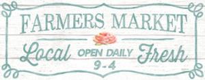 Pastel Flower Market VII by Mary Urban