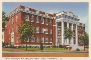 Mary Washington College, Fredricksburg