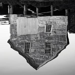 Boathouse by Mary Woodman