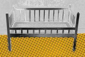 Christina's Crib by Mary Woodman