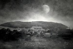Monhegan by Mary Woodman