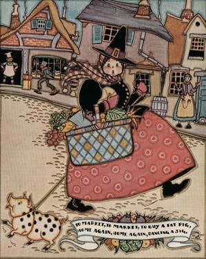 Pigs and Pork: Home Arts: To Market by Mary Wright Jones