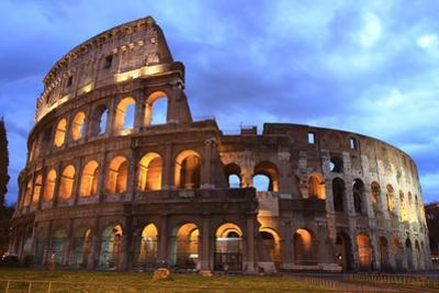 Colosseum at Twilight by mary416
