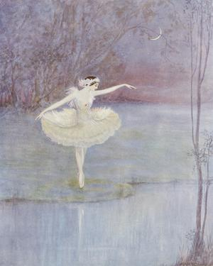 The Swan Dance by Marygold