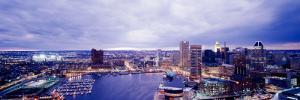 Maryland, Baltimore, Cityscape