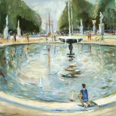 Parisian Afternoon II