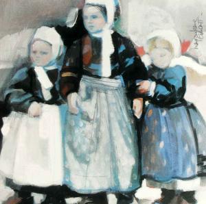 En Attendant by Maryvonne Jeanne-Garrault