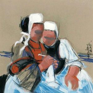La Leçon by Maryvonne Jeanne-Garrault