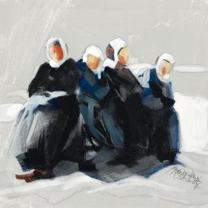 Les Frileuses by Maryvonne Jeanne-Garrault