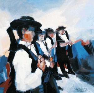 Les Hommes De Lampaul by Maryvonne Jeanne-Garrault