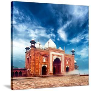 Masjid Mosque-Taj Mahal India