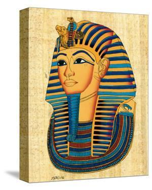 Mask of King Tutankhamun