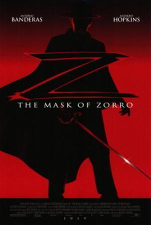 Mask of Zorro Movie Poster