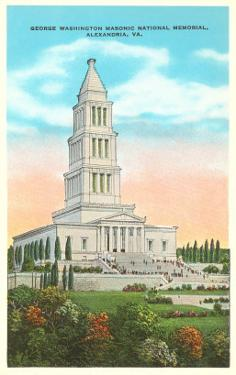 Masonic Memorial, Alexandria, Virginia