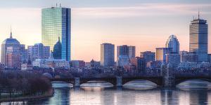 Massachussettes- Boston Skyline