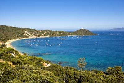 Campomoro Bay on Corsica by Massimo Borchi
