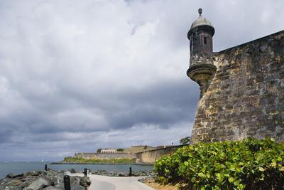 City Walls of Old San Juan