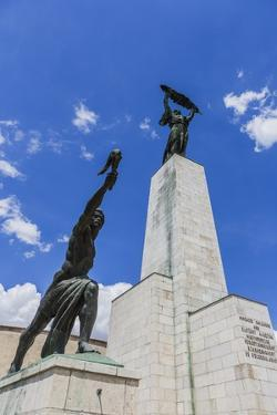 Gellert Hill, the Liberation Monument by Massimo Borchi