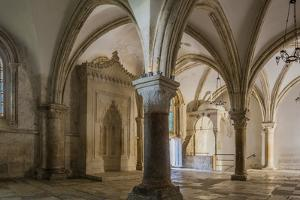 Mount Zion, the Hall (Cenacle or Coenaculum) of the Last Supper by Massimo Borchi