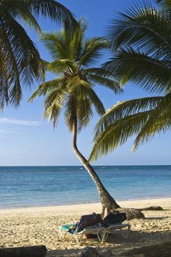 Tropical Beach, Las Terrenas, Samana Peninsula, Dominican Republic by Massimo Borchi